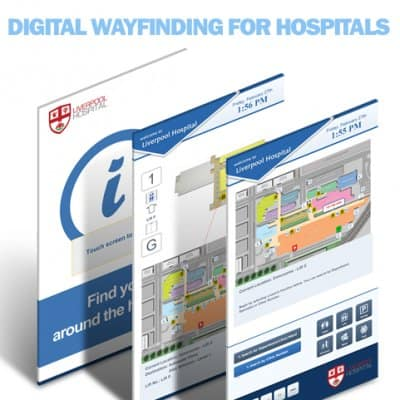 Digital Wayfinding For Hospitals