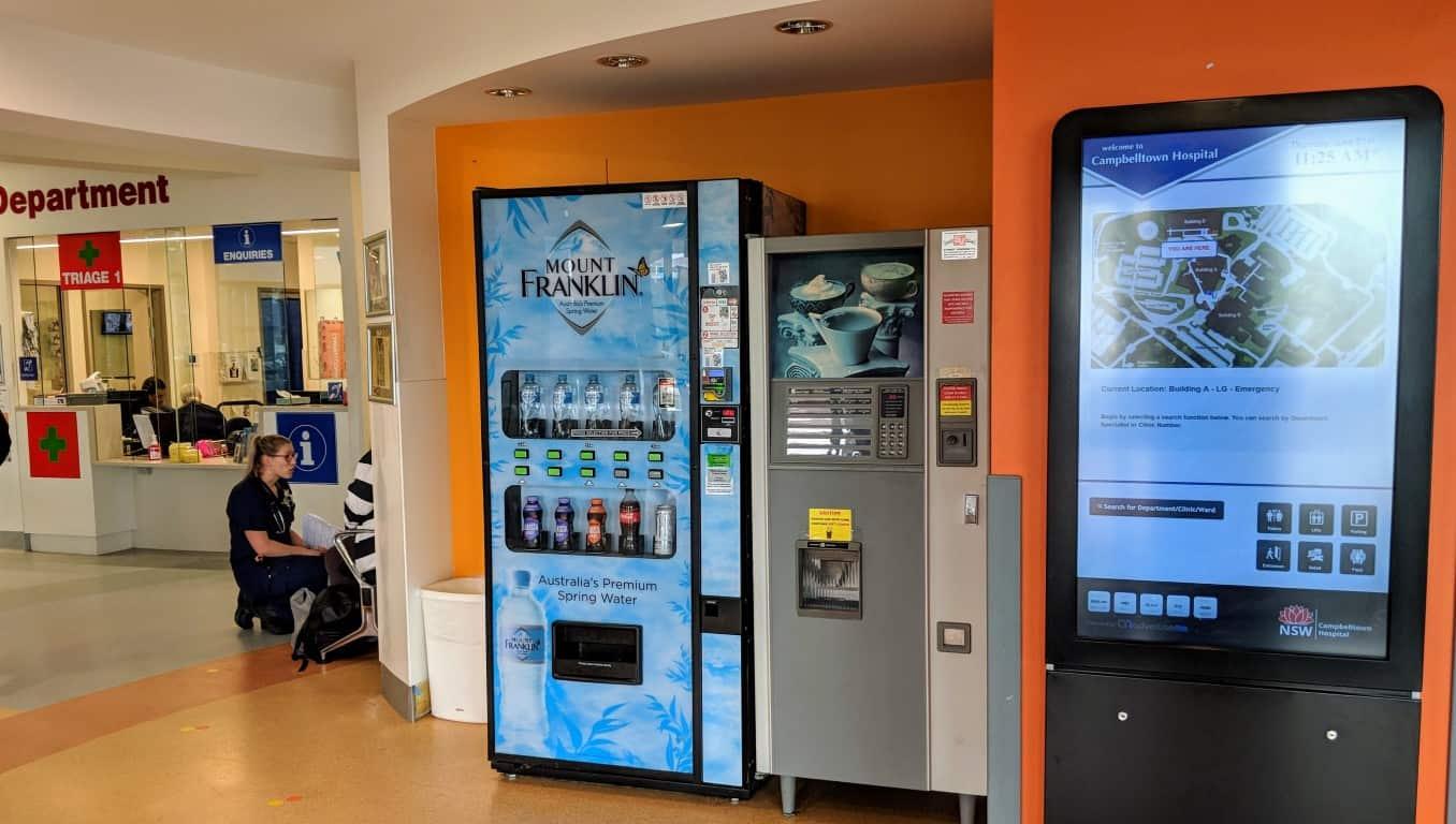 Digital Wayfinding Solutions - Hospital Emergency Department